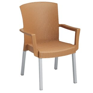 Elgin Stacking Patio Dining Chair (Set of 12)