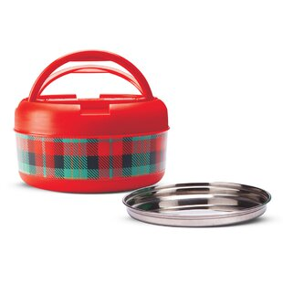 Brunch Casserole Round 16.96 Oz. Food Storage Container