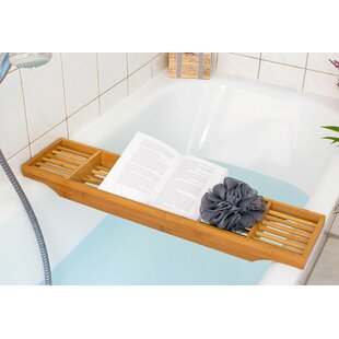 bamboo bath tray - Bathroom Tray