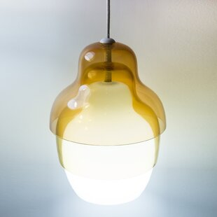 Innermost Matrioshka 1-Light Bell Pendant