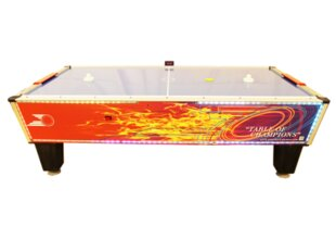 Flare Home 8.3' Air Hockey Table By Gold Standard Games