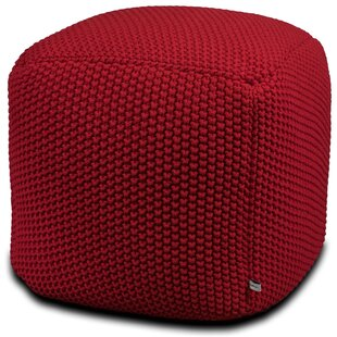 User Crocheted Pouf by Red..