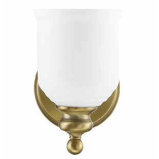 Cheyenne 1-Light Armed Sconce by Charlton Home