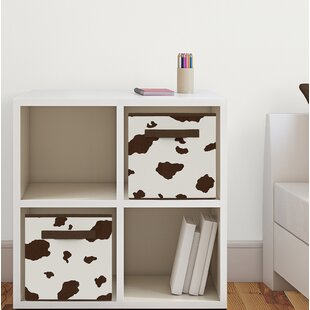 Searching for Wild West Fabric Storage Cube By Sweet Jojo Designs