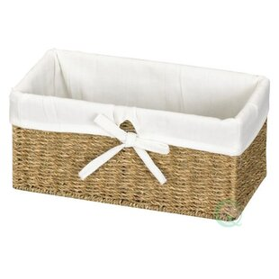 Seagrass Wicker Basket