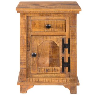 Aden 1 Drawer Accent Cabinet by Bloomsbury Market