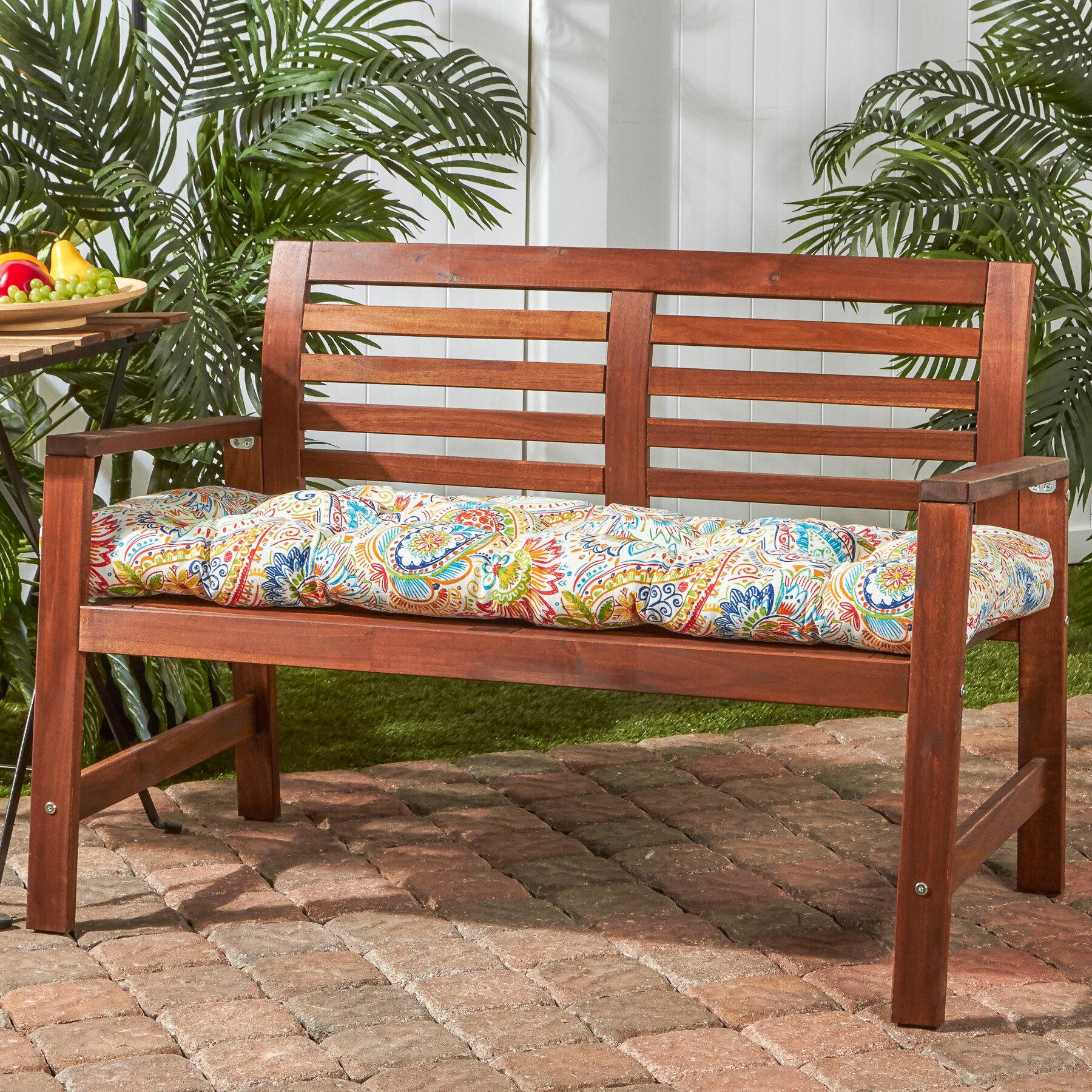 Winston Porter Indoor Outdoor Seat Cushion Reviews Wayfair