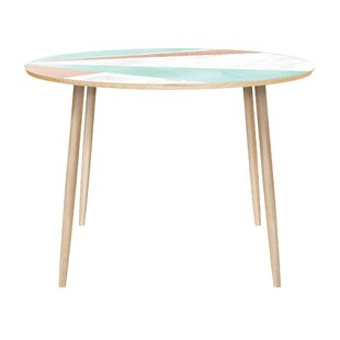 Asha Dining Table by Bungalow Rose Coupon