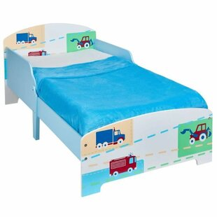 Drost 70 X 140cm Covertible Toddler Bed By Zoomie Kids