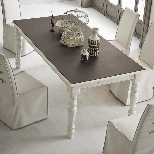 Yumanmod Pasha Vintage Dining Table Wayfair Ca