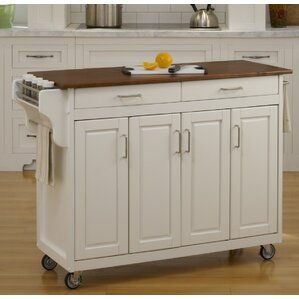 Kitchen Island 60 X 36 white kitchen islands & carts you'll love | wayfair