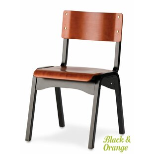 Find Carlo Armless Stacking Chair by Holsag Reviews (2019) & Buyer's Guide