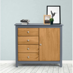 Reynalda Sideboard With 4 Drawers By Brambly Cottage