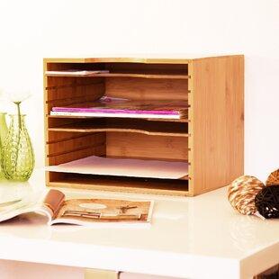 Nigel Storage Desk Organiser By Natur Pur