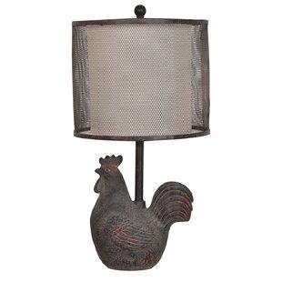 Laurel Foundry Modern Farmhouse Lightsey Rooster 23.5