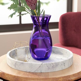 Northerly Trumpet Glass Vase