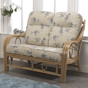 Bartow Conservatory Loveseat by Beachcrest Home