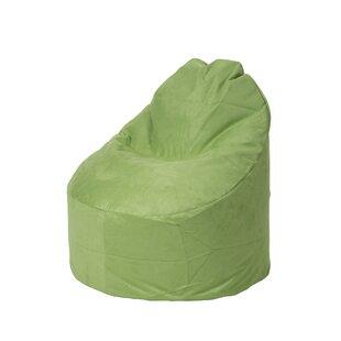 Faux Suede Ezee Bean Bag Chair By Brayden Studio