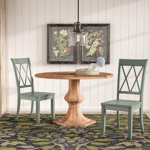 Diane Solid Wood Dining Chair Set Of 2