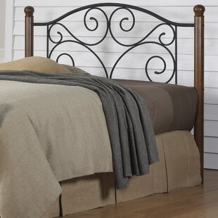 Wolfhurst California King Open-Frame Headboard by Alcott Hill