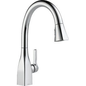 Mateo™ Single Handle Deck Mounted Kitchen Faucet