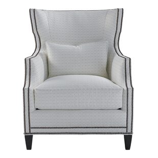 Elford Wingback Chair by Rosdorf Park