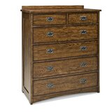 Boehme 6 Drawer Chest by Foundry Select