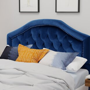 Alaric Upholstered Panel Headboard