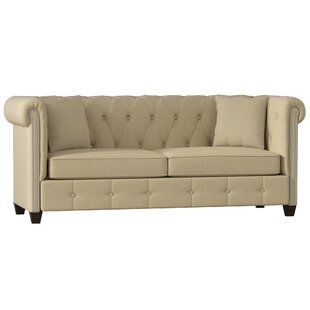 Josephine Tufted Chesterfield Sofa