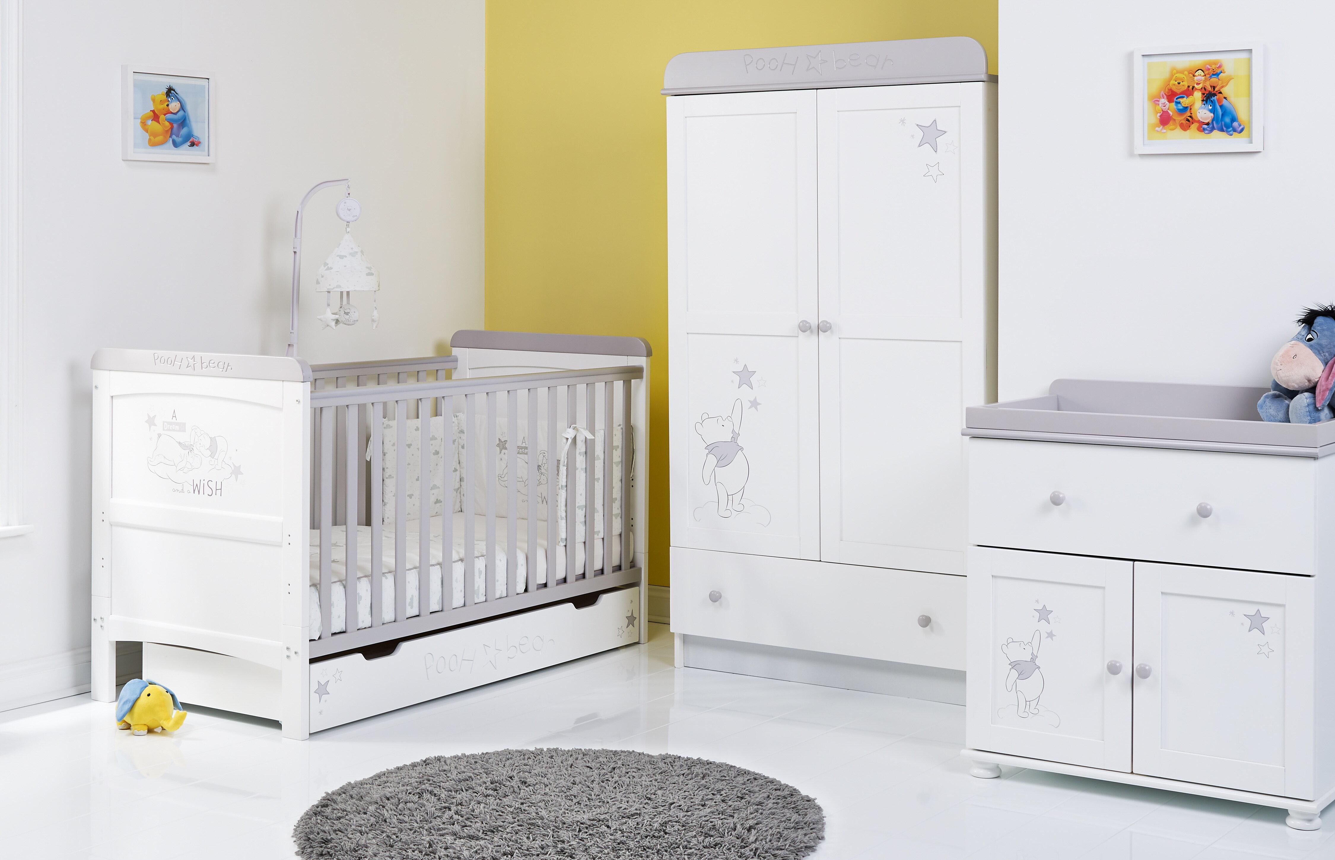 Babyzimmer-Set Winnie Puuh Dreams & Wishes