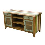 Nassau Street TV Console Table by World Menagerie