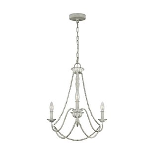Caufield 3-Light Candle Style Chandelier