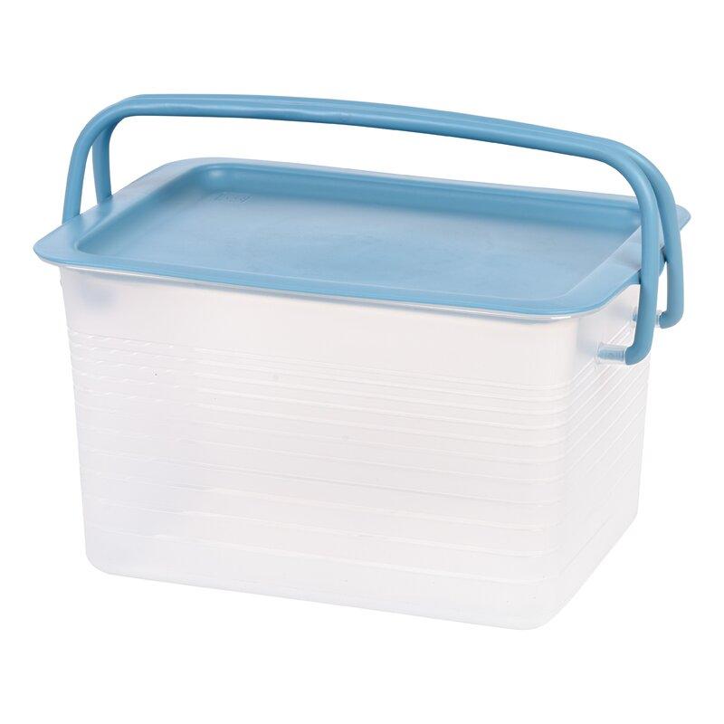 Medium Plastic Stacking Basket