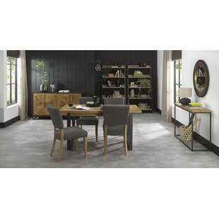 Langella Extendable Dining Set With 4 Chairs By Bloomsbury Market