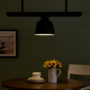 Wrought Studio Pasha 1-Light Flush Mount