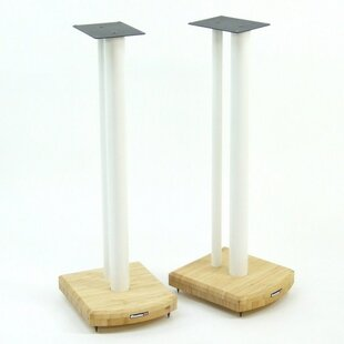 70cm Fixed Height Speaker Stand (Set Of 2) By Symple Stuff