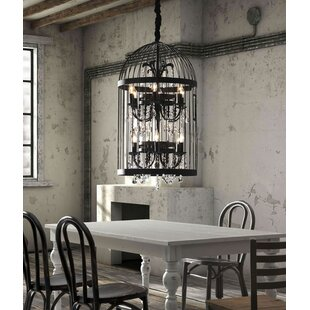 Ivar 12-Light Lantern Pendant by Rosdorf ..
