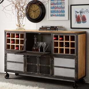 Review Winchcombe Bar Cabinet
