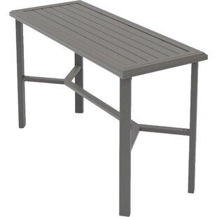 outdoor console tables you ll love wayfair rh wayfair com outdoor sofa table diy outdoor sofa table diy