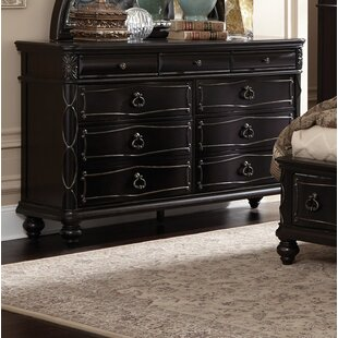 MacKinnon 9 Drawer Dresser