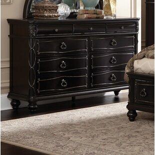MacKinnon 9 Drawer Dresser