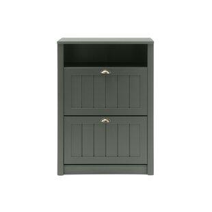 Dwyer 6 Pair Shoe Storage Cabinet By Ebern Designs