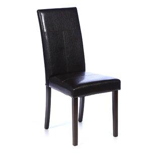 Brayden Studio Lorenzen Parsons Chair (Set of 2)