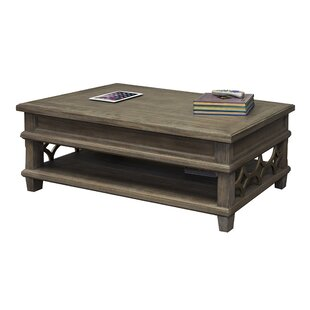 Mcnair Coffee Table by Alcott Hill 2019 Coupon