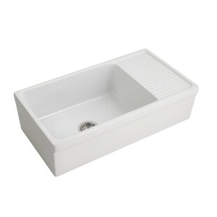Delicieux Farmhouse Sink With Drainboard | Wayfair