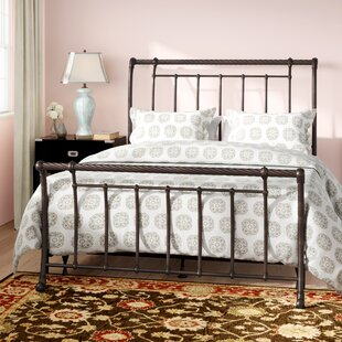 Abell Sleigh Bed by Three Posts