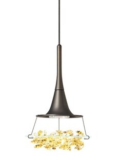 LBL Lighting Vision 1-Light Novelty Pendant