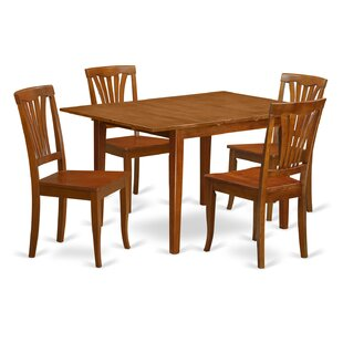 Lorelai 5 Piece Dining Set