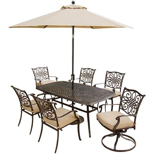 Carleton 7 Piece Dining Set