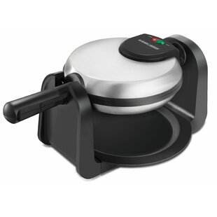 Rotary Standard Waffle Maker by Black + Decker Spacial Price